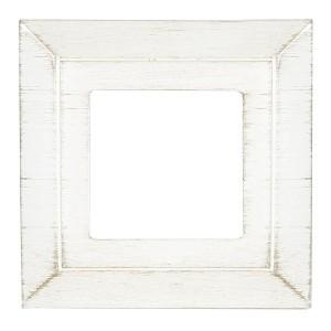 Рамка на 1 пост гор/верт Fede Barcelona Provence, white decape