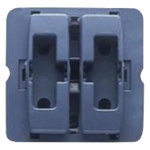 Выключатель кнопочный для жалюзи с электронной блокировкой Fede механизм
