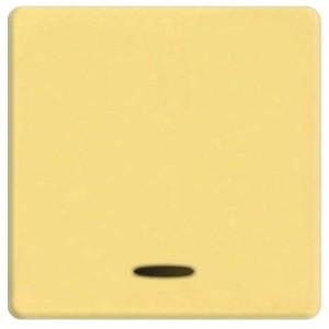 Клавиша широкая с подсветкой Fede Real gold