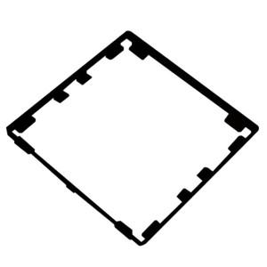 Переходник для установки модулей FEDE, черный