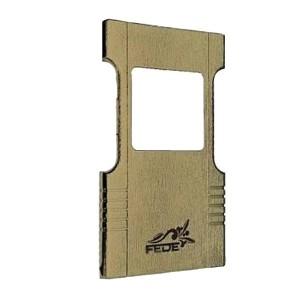 Декоративная крышка для термостата FD18002 и FD18003 Fede Золото