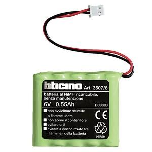 Батарея 12В 0.5А для блока управления термоконтроля Bticino MyHOME