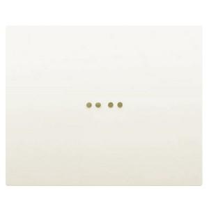 Клавиша выключателя с подсветкой Legrand Galea Life Pearl
