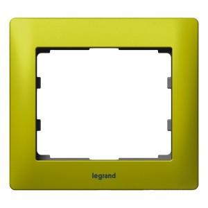 Рамка Legrand Galea Life 1 пост Magic Green