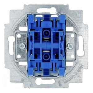 Выключатель двухклавишный ABB 10А 250В (2000/5 US-507)