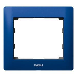 Рамка Legrand Galea Life 1 пост Magic Blue