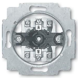 Выключатель для жалюзи ABB с поворотной ручкой 1P+N+E 10А 250В (2713 U)