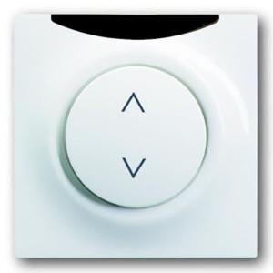 ИК-приемник для 6953 U, 6411 U, 6411 U/S, 6550 U-10x, 6402 U ABB impuls альпийский белый (6066-74-10