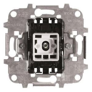 Механизм 1-клавишного выключателя, 1-полюсного, с индикацией 10А/250В ABB Niessen (8101.5)