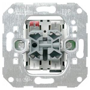 Выключатель жалюзийный клавишный Gira механизм