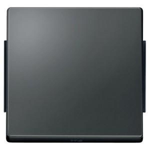 Клавиша 1-ая IP44 для кноп/клав выключателей Aquadesign Merten антрацит