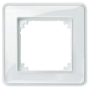 Рамка 1-ая M-Creativ Merten прозрачный