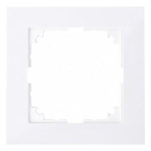 Рамка 1-ая M-Pure Бриллиантовый белый
