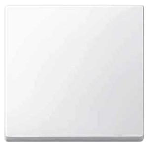 Клавиша 1-ая для выключателей и кнопок System M Merten полярно-белый