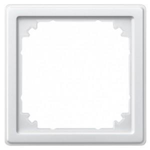 Адаптер для интеграции механизмов из System M в Aquadesign Merten полярно-белый