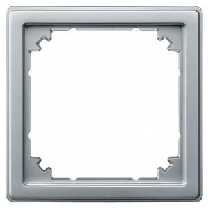 Адаптер для интеграции механизмов из System M в Aquadesign Merten алюминий