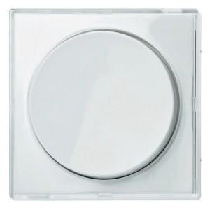 Накладка поворотного диммера M-Creativ Merten бриллиант