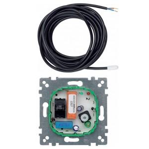 Терморегулятор теплого пола с датчиком Merten механизм