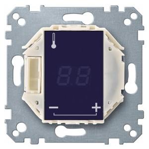 Терморегулятор теплого пола сенсерный Merten механизм