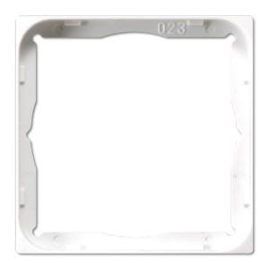 Промежуточная рамка для системы AeroTec 04 Jung в серию A и AS Белый