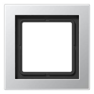 Рамка 1-ая Jung LS-design Алюминий