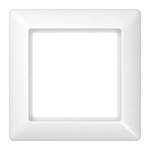Рамка 1-ая Jung AS Белый