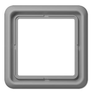 Рамка 1-ая Jung CD 500 Серый