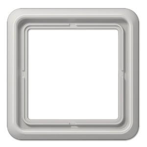 Рамка 1-ая Jung CD 500 Светло-серый