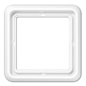 Рамка 1-ая Jung CD 500 Белый