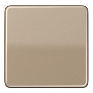 Клавиша 1-ая для одноклавишного выключателя/кнопки Jung CD Золотая бронза