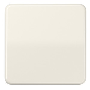 Клавиша 1-ая для одноклавишного выключателя/кнопки Jung CD Слоновая кость