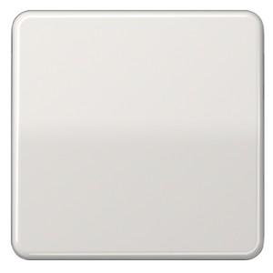 Клавиша 1-ая для одноклавишного выключателя/кнопки Jung CD Светло-серый
