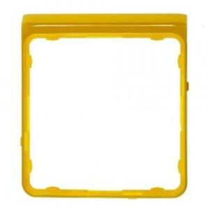 Внешняя цветная рамка Jung CD Plus Желтый