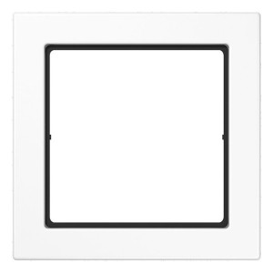 Рамка 1-ая Jung FD-design Белый