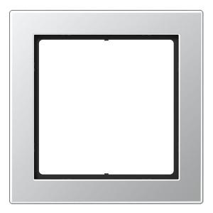 Рамка 1-ая Jung FD-design Алюминий