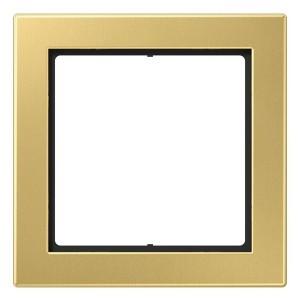 Рамка 1-ая Jung FD-design Латунь Classic