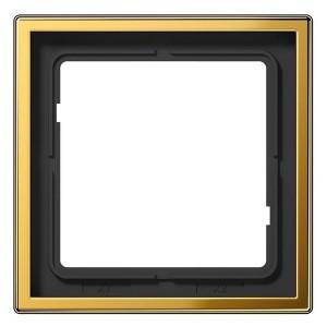 Рамка 1-ая Jung LS Имитация золота