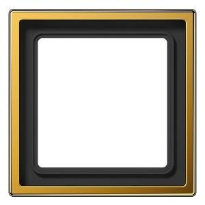 Рамка 1-ая Jung LS Золото