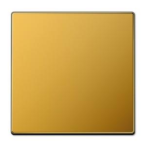 Клавиша 1-ая для одноклавишного выключателя или кнопки Jung LS Золото