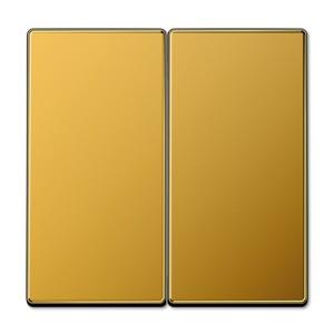 Клавиша 2-ая для двухклавишного выключателя или кнопки Jung LS Золото