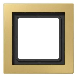 Рамка 1-ая Jung LS-design Латунь Classic