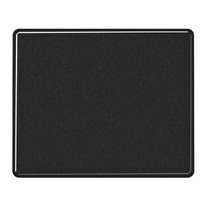 Клавиша 1-ая для одноклавишного выключателя или кнопки Jung SL500 Черный