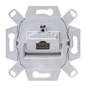 Компьютерная розетка 6 категории RJ45 Jung механизм