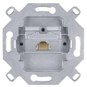 Компьютерная розетка 6 категории 1хRj45 8 конт. Merten механизм