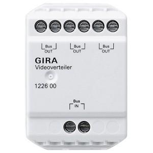 Видеораспределитель Gira