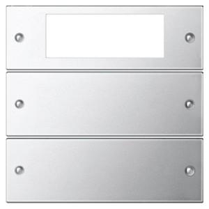 Комплект клавиш Plus, 2 шт. Gira KNX/EIB System 55 Хром