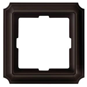 Рамка 1-ая Antique Merten коричневый