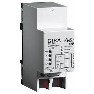 Зональный/Линейный соединитель Gira KNX/EIB REG plus-типа