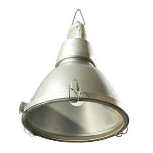 Светильник подвесной РСП05-125-032 б/а 125W Е27 IP54 без ПРА со стеклом D320х385mm