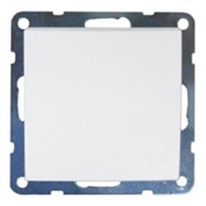 Выключатель 1-кл.  (схема 1) 16 A, 250 B Экопласт LK60, белый